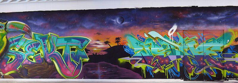 shop hoarding artworks
