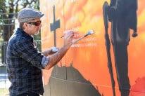 always hand paint
