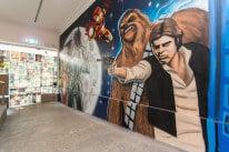 newtown graffiti art