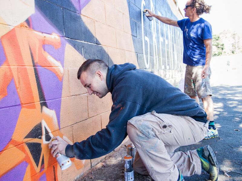 Blackbook Ink Graffiti Artists Sydney