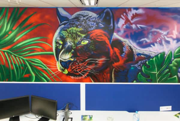 corporate artwork