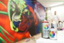 graffiti art paint