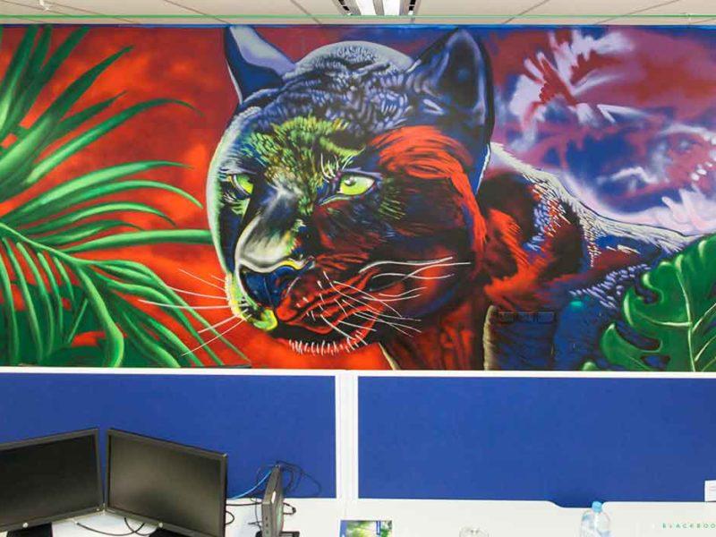 sydney graffiti mural