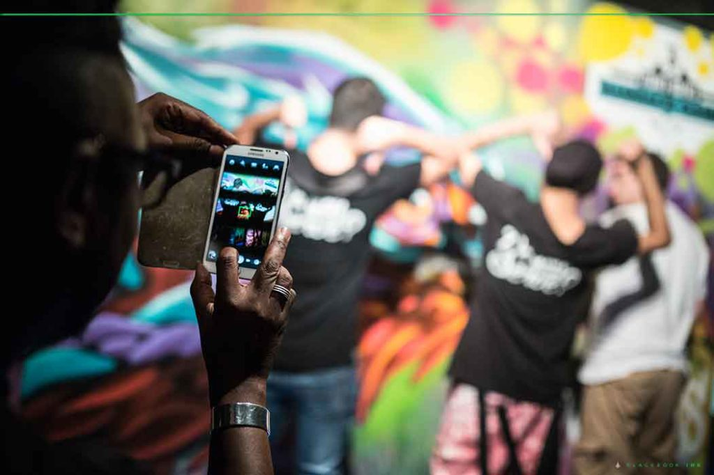 graffiti events