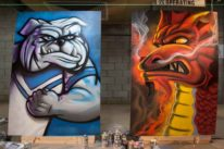 graffiti for events