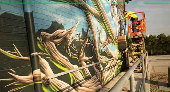 Australia street art