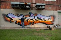newcastle graffiti