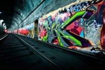 sydney graffiti wall