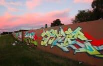 graffiti artist melbourne