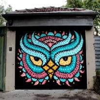 garage street art