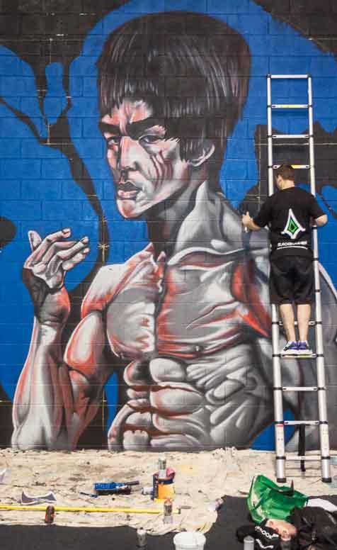 sydney murals