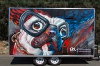 food truck artwork