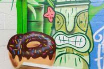 corporate street artist