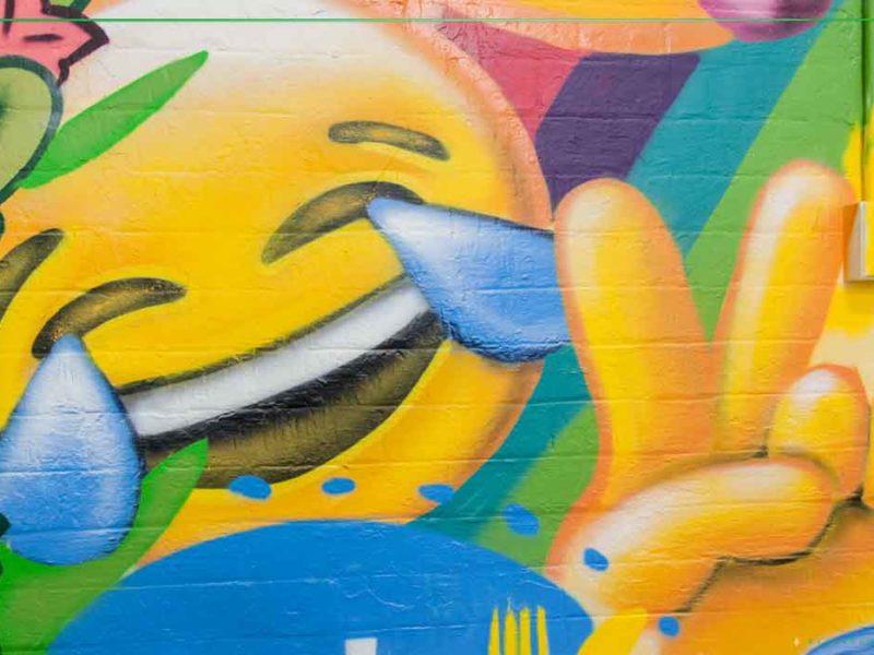 corporate street art