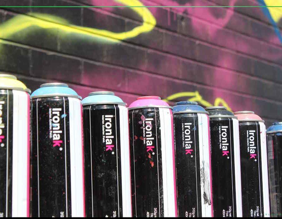 newcastle street artist