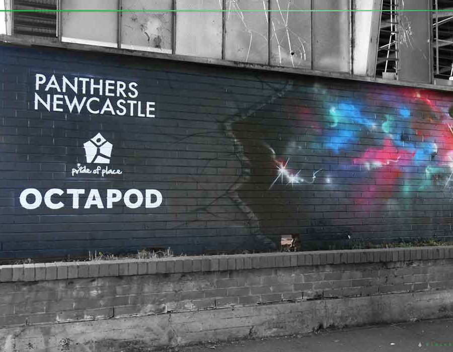 urban artist newcastle