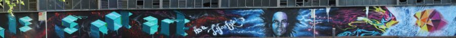 graffiti art newcastle
