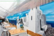 painted wall murals sydney