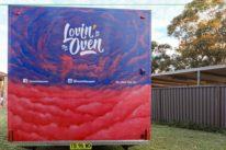 food truck signage
