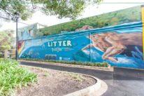 gladesville mural