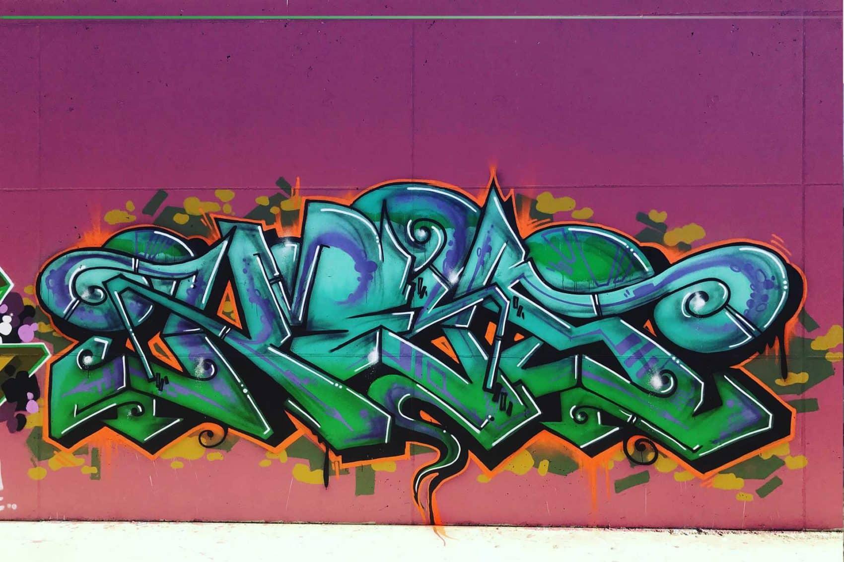 Graffiti writer keys