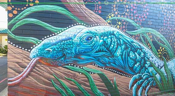 Graffiti Artist Sydney