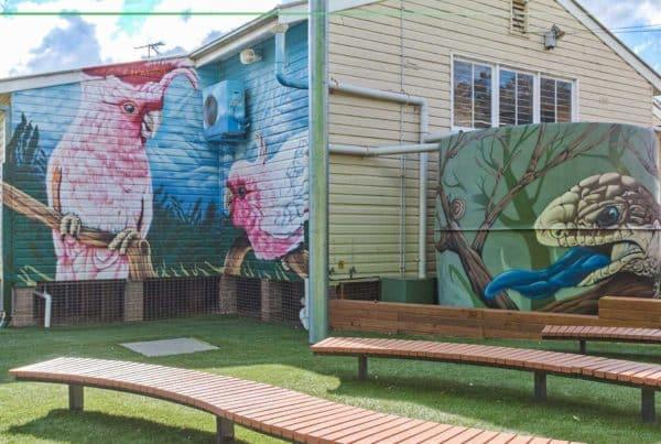 Sydney street arts