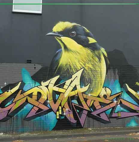 Melbourne Street Artist Dvate