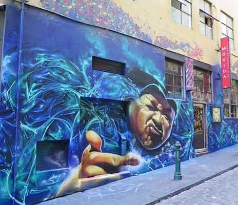 Hosier Lane murals